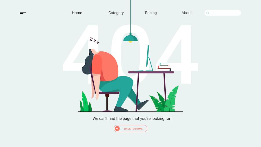 404 Page v2.1