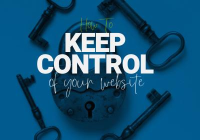 website control